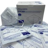 Mascherine FFP3 filtrazione 99%