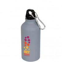 Bottiglie con finitura opaca e opzione di stampa a full color 360°