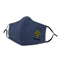 Reversibile mascherine in cotone per bambini