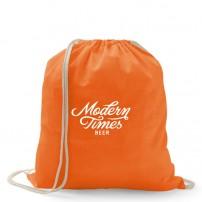 Mochilas de saco personalizadas de cuerdas básicas