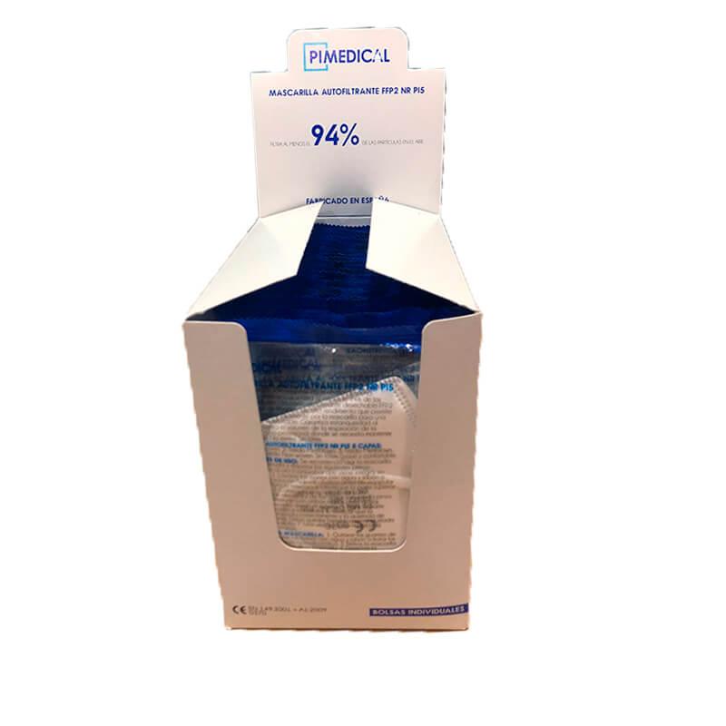 Mascherine FFP2 PI5 prodotte in Spagna