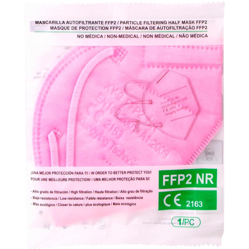 Mascherine FFP2 colore certificate CE (Economico)