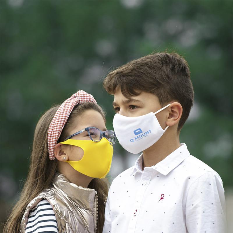 Mascherine personalizzate riutilizzabili per bambini