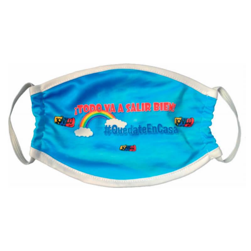 Mascherine lavabili filtro intercambiabile