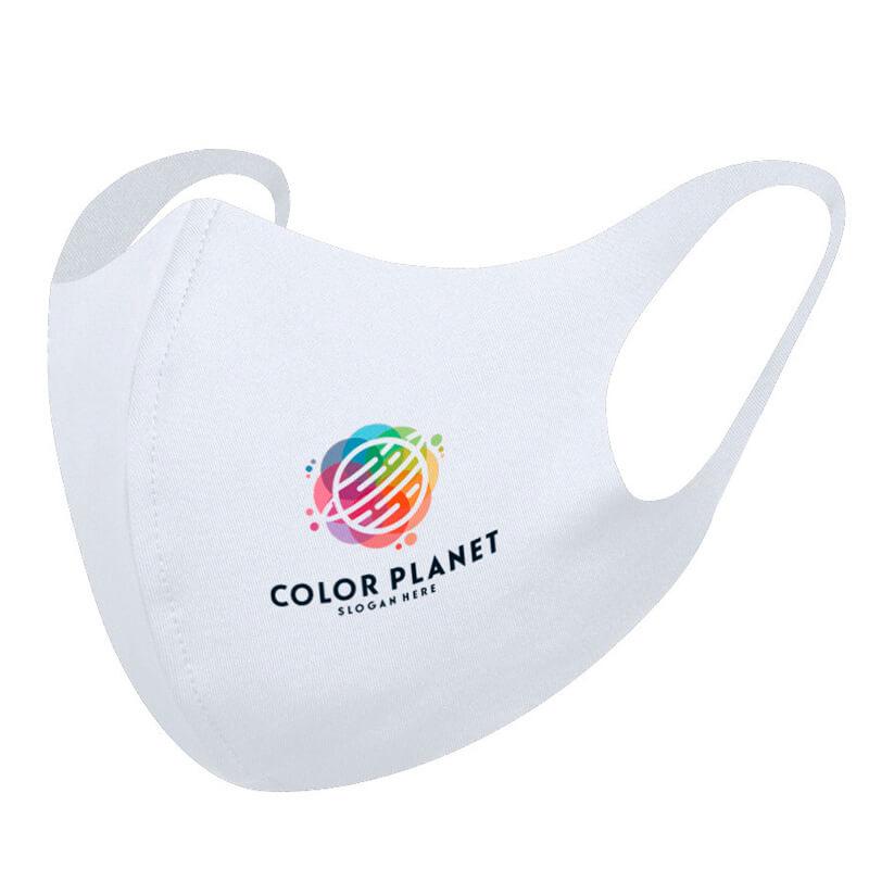 Mascherine igieniche elastiche sublimate Soft Shell